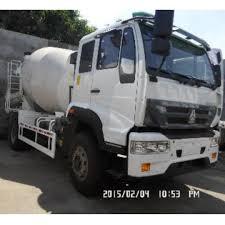 100 Concrete Truck Capacity 6Wheeler Transit Mixer 220HP BRAND NEW Howo Homan H5 6Cubic