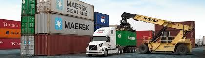 100 Intermodal Trucking Companies Pauls Transport Container Shipping Company Drayage Intermodal