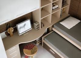 bureau bibliothèque intégré meuble bibliothèque avec bureau intégré nedodelok