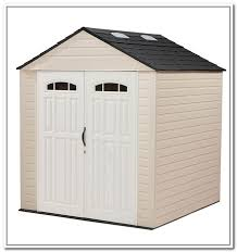 Rubbermaid Shed 7x7 Manual by Rubbermaid Storage Sheds 7 7 Home Design Ideas