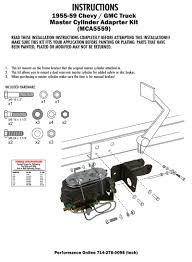 Chevy Master Cylinder Diagram 1955-59 Chevy Truck And Gmc Truck ... Art Morrison Enterprises 51959 Chevrolet Truck Information 150520 001 0012jpg 1956 Door Install Hot Rod Network 195559 Chevy Chassis Roadster Shop 59 Truck Windshield Wiper Motor Installation Classic Cars Parts471954 Parts The Finest In Suspension 20141210 008 001ajpg Quick 5559 Task Force Id Guide 11 Technical Big Block Into Stock Hamb New Used Dealer Serving Dallas Power Steering And Tools