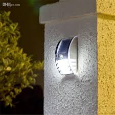 the most modern outdoor wall mounted solar lights property plan