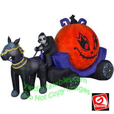 Airblown Halloween Inflatable Archway Tunnel by Halloween Inflatables