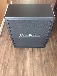Mesa Boogie Cabinet Speakers by Mesa Boogie 2fb 2x12 Vertical 2x12 Cabinet Vintage 30 Reverb