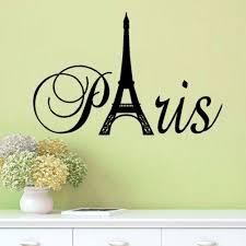 Paris Themed Bathroom Wall Decor by Teens Paris Themed Bedroom
