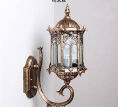 best simple european outdoor wall sconce lighting vintage antique