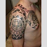 Hawaiian Tribal Tattoos Meaning Warrior