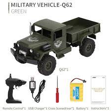 100 Rc Military Trucks Amazoncom Remote Control Truck Inkach OffRoad Army RC