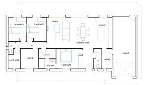 plan maison plain pied gratuit 3 chambres plan de maison plain pied 3 chambres gratuit awesome plan maison
