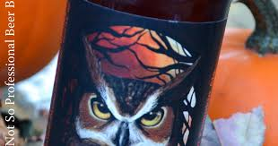 Elysian Night Owl Pumpkin Ale by The Not So Professional Beer Blog Review Night Owl Pumpkin Ale