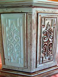 DIY Glazing and Antiquing Furniture Tutorial You re WEL E