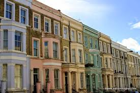104 Notting Hill Houses Rainbow Row In London S Neighborhood My Traveling Joys
