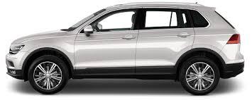 New Volkswagen Tiguan 2018 for sale best deals from Orangewheels