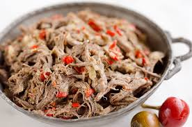 Recipe Made With Simple Ingredients Pressure Cooker Shredded Italian Beef