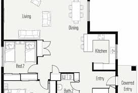 Autocad House Plans Inspirational Cad Floor Plan Plete House Plan In