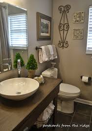 Gender Neutral Bathroom Colors by Hall Bath Renovation Reveal And Details Postcards From The Ridge