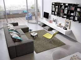 5 Functions Of Living Room Bean Bags Modern Design For Apartment With Cozy