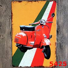Motorcycle Route 66 Cars Vintage Metal Painting Tin Signs Bar Pub Home Cafe Wallpaper Art Decor Mural Poster Craft In Calligraphy From