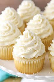 Moist And Fluffy Vanilla Cupcakes My Favorites