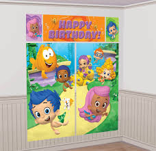 Bubble Guppies Bathroom Decor by Bubble Guppies Birthday Party Supplies Canada Open A Party