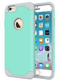 Amazon iPhone 6 Cases Vogue Shop 2in1 Hybrid Case Cover for