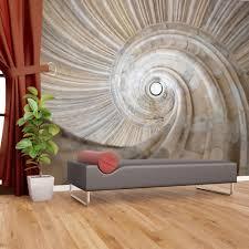 stein spirale fototapete 3d tapete wohnzimmer schlafzimmer foto inneneinrichtungen