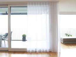 moderne gardinen im wohnzimmer weisservorhang ch