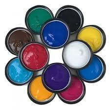 12 Pack Painters Palette
