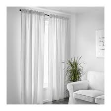 Spring Tension Curtain Rods Extra Long by Cameron Cotton Pole Pocket Drape Pottery Barn White Long Curtains