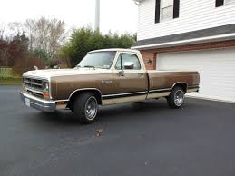 1988 Dodge Ram 150 Le - Classic Dodge Other Pickups 1988 For