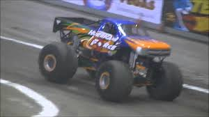 Hurricane Force Monster Truck At Monster Jam In San Antonio TX 1 ... Monster Jam San Antonio 2017 Hlights Show 2 Youtube Photos Texas El Toro Loco Freestyle Monster Jam 2016 Tx 2014 Winner 12416 Grave Digger 100 Truck Tickets 2015 Tx1 Zombie Hunter Tx 11015 Marks 20th Anniversary In Alamodome Trucks Reveals At World Finals
