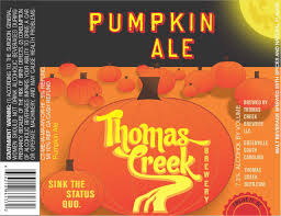 Smuttynose Brewing Company Pumpkin Ale by Thomas Creek Brewing Archives Beer Street Journal