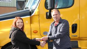 100 Yellow Trucking Jobs Truck Driving Program Receives StateoftheArt Donation Umpqua