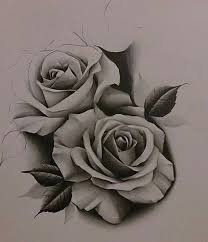 Good Tattoo Designs Of Roses 35 With Additional Rose