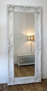 Ebay Decorative Wall Mirrors by Best 25 White Wall Mirrors Ideas On Pinterest Big Wall Mirrors