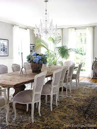 Rustic Elegant Dining Room Tables Farmhouse Table