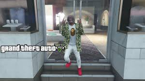 BAPE AND SUPREME ON GTA ONLINE IMPORT EXPORT UPDATE