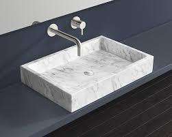 marmor waschbecken für einen edlen look im badezimmer homify