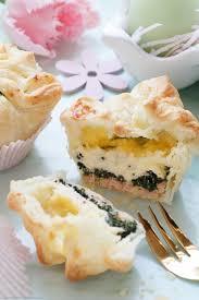 herzhafte muffins mit spinat und räucherlachs emmikochteinfach