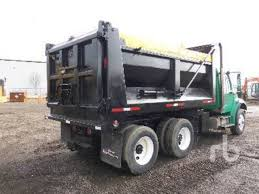 100 Plow Trucks For Sale Freightliner Spreader Used