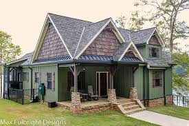 Pictures Small Lake Home Plans by Small Cottage Plan With Walkout Basement Cottage Style House