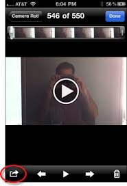 iPhone iOS 4 1 Send HD Video to