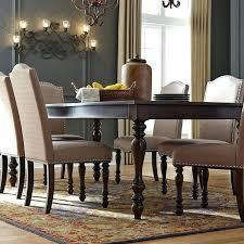 Black And Brown Dining Room Sets Set
