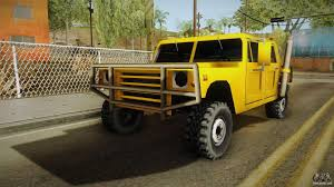 100 Patriot Truck For SAMP For GTA San Andreas