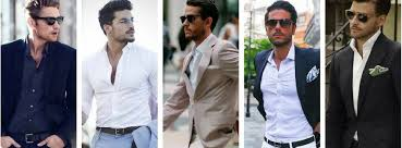 Mens Style Guide On Spring Color