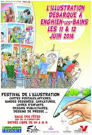 salle des fetes enghien 29 ème festival de l illustration 24 et 25 juin 2017 salle des