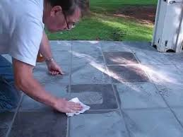 remove grout haze with vinegar youtube