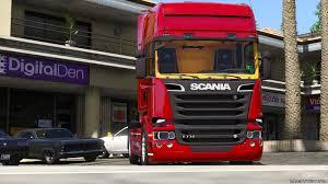 Scania R730 Streamline 4x2 For GTA 5