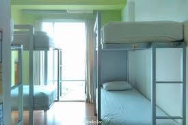 Kamar Tipe Dormitory EDU Hostel Jogja