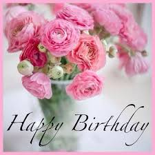 Birthday Wishes With Flowers 127 Best Happy Birthday Flower Pinterest Birthday